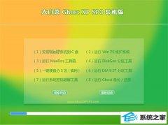 大白菜Ghost WinXP 精简装机版 2021.04