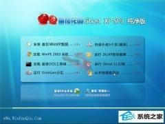 番茄花园Windows xp 通用纯净版 2021.04