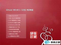 通用系统Windows8.1 大神纯净版32位 2021.04